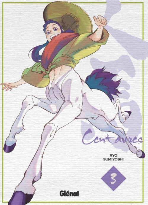 Couverture Centaures, tome 3