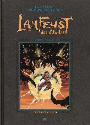 Couverture Lanfeust des étoiles, tome 2 : Les Tours de Meirrion