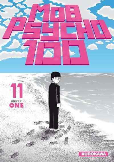 Couverture Mob Psycho 100, tome 11