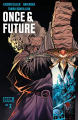 Couverture Once & Future, book 2 Editions Boom! Studios 2019