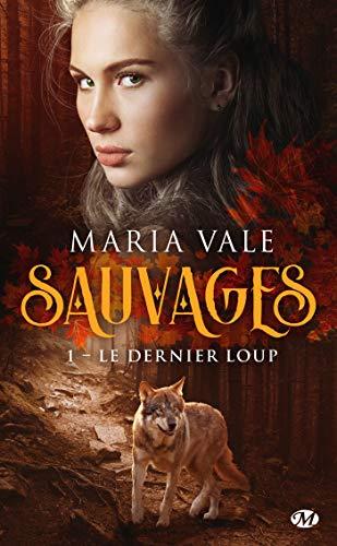 Couverture Sauvages, tome 1 : Le dernier loup