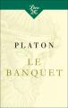 Couverture Le banquet Editions Librio (Philosophie) 2017