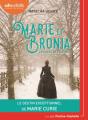 Couverture Marie et Bronia : Le pacte des soeurs Editions Audiolib 2019