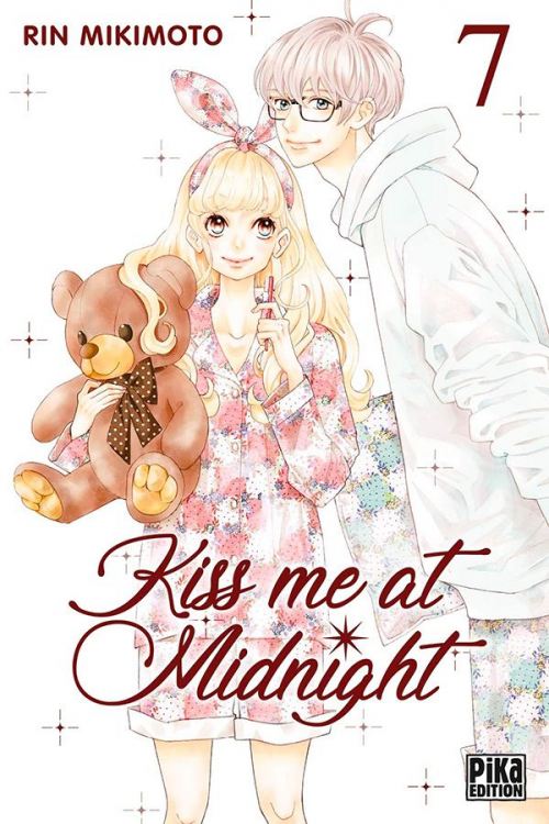 Couverture Kiss me at midnight, tome 07
