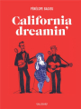 Couverture California dreamin' Editions Gallimard  2019
