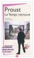Couverture Le Temps retrouvé Editions Flammarion (GF) 2011