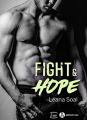 Couverture Fight & Hope Editions Addictives (Luv) 2019