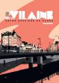 Couverture La Vilaine [revue], tome 1 Editions Autoédité 2019