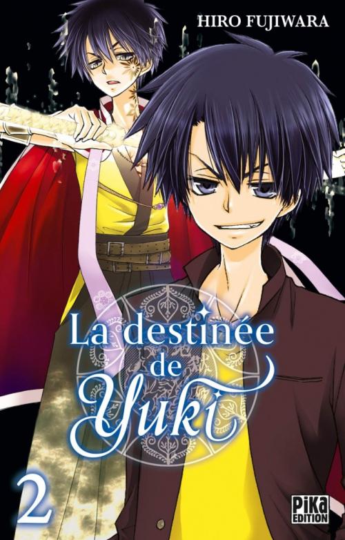 Couverture La Destinée de Yuki, tome 2