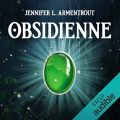 Couverture Lux, tome 1 : Obsidienne Editions Audible studios 2019