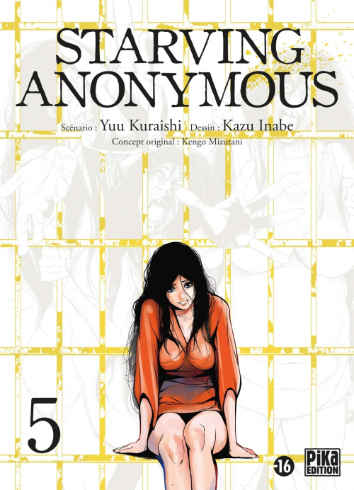 Couverture Starving anonymous, tome 5