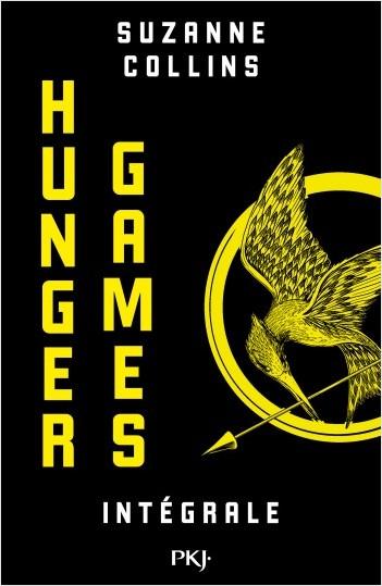 Couverture Hunger Games Intégrale