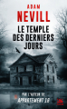 Couverture Le Temple des Derniers Jours Editions Bragelonne (Poche) 2019