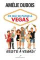 Couverture Ce qui se passe à Vegas reste à Vegas ! Editions Les éditeurs réunis 2019