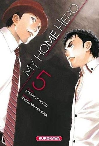 Couverture My Home Hero, tome 05