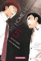 Couverture My Home Hero, tome 05 Editions Kurokawa (Seinen) 2019