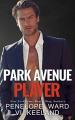 Couverture Park Avenue Player Editions Autoédité 2019