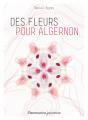 Couverture Des fleurs pour Algernon Editions Flammarion (Jeunesse) 2019