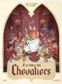 Couverture Dans les cuisines de l'Histoire, tome 1 : A la table des chevaliers Editions Le Lombard 2017