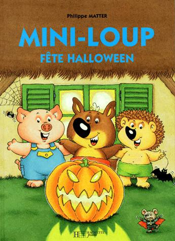 Mini Loup Fete Halloween Livraddict