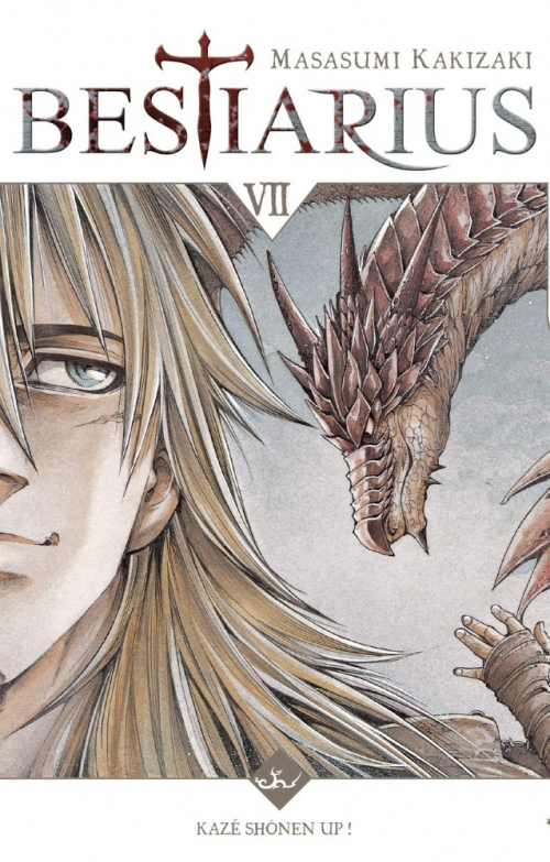 Couverture Bestiarius, tome 7