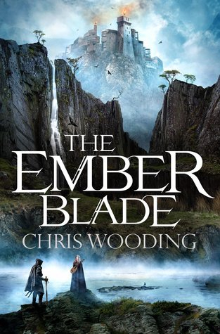 Couverture The Darkwater Legacy, book 1 : The Ember Blade