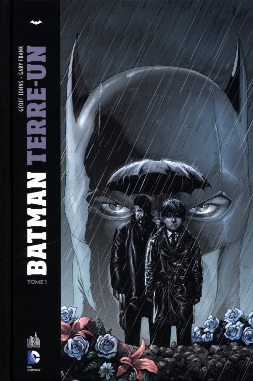 Couverture Batman : Terre-Un, tome 1