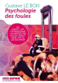 Couverture Psychologie des foules Editions Kurokawa 2019