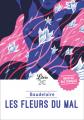 Couverture Les fleurs du mal / Les fleurs du mal et autres poèmes Editions Librio 2019