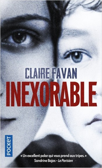 Couverture Inexorable