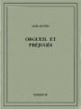 Couverture Orgueil et Préjugés / Orgueil & Préjugés Editions Bibebook 2015