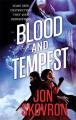 Couverture L'Empire des tempêtes, tome 3 : Blood & Tempest Editions Orbit Books 2017