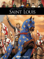 Couverture Saint Louis Editions Glénat 2015