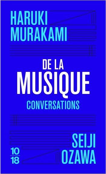 Couverture De la musique : Conversations