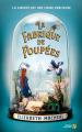 Couverture La fabrique de poupées Editions Presses de la cité 2019