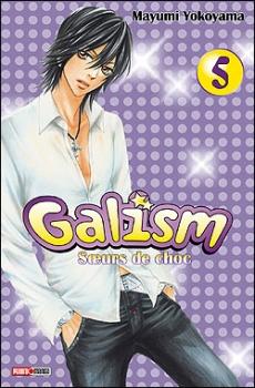 Couverture Galism : Soeurs de choc, tome 5