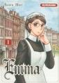 Couverture Emma, tome 01 Editions Kurokawa (Shôjo) 2007