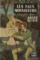 Couverture Les faux-monnayeurs Editions Le Livre de Poche 1956