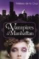 Couverture Les vampires de Manhattan, tome 1 Editions France Loisirs 2010