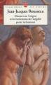 Couverture Discours sur l'origine et les fondements de l'inégalité parmi les hommes Editions Le Livre de Poche (Classiques de poche) 2007