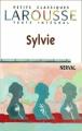 Couverture Sylvie Editions Larousse (Petits classiques) 1999