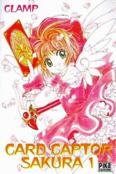 Couverture Card Captor Sakura, tome 01