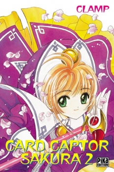 Couverture Card Captor Sakura, tome 02