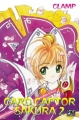 Couverture Card Captor Sakura, tome 02 Editions Pika (Kohai) 2000