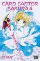 Couverture Card Captor Sakura, tome 04 Editions Pika (Kohai) 2000
