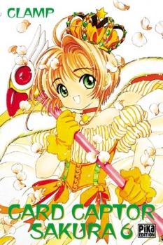 Couverture Card Captor Sakura, tome 06