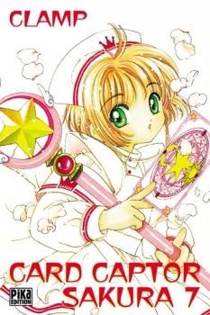 Couverture Card Captor Sakura, tome 07