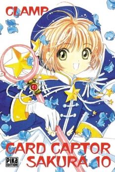 Couverture Card Captor Sakura, tome 10