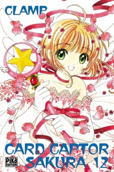 Couverture Card Captor Sakura, tome 12
