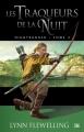 Couverture Nightrunner, tome 2 : Les Traqueurs de la Nuit Editions Bragelonne 2011